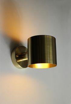 TAiGA Lamp Modern Lighting, Lighting Design, Sign Board Design, Wall Lights, Indoor, Retro, Home Decor, Products, Living Room