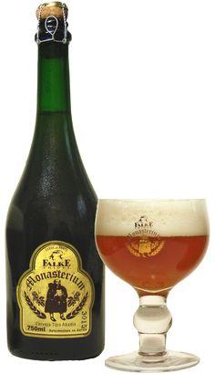 Falke Tripel Monasterium (Tipo Belgian Tripel). Cervejaria Falke Bier (Belo Horizonte-MG). #brazil #beer