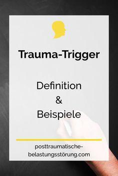 Trauma-Trigger - posttraumatische-belastungsstörung.com