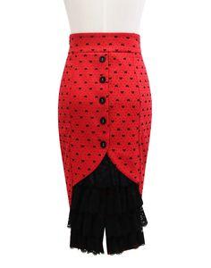 80c37847fee7d Love Me Tender Bustle Skirt 1960s Outfits, Pin Up Outfits, Vintage Outfits,  Vintage