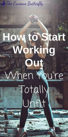 Health And Fitness: How to Start Working Out – The Curious Butterfly B. Fitness Motivation, Fitness Diet, Health Fitness, Fitness Routines, Start Working Out, How To Work Out, How To Start Exercising, How To Start Yoga, Sport Treiben