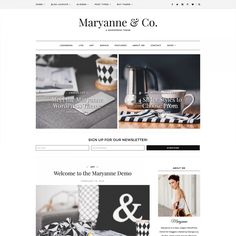 maryanne-wordpress-theme-square