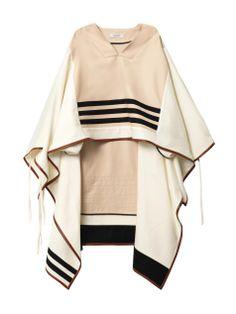 Ono pullover wool-blend cape | Altuzarra