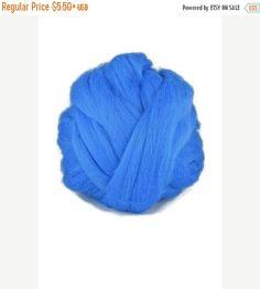 SALE Merino wool roving 19 micron:dream