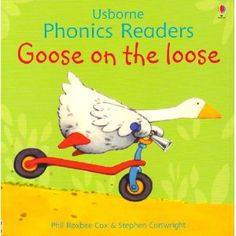 Goose on the Loose (Phonics Readers): Phil Roxbee Cox, Stephen Cartwright, P. Roxbee Cox: 9780794515058: Amazon.com: Books