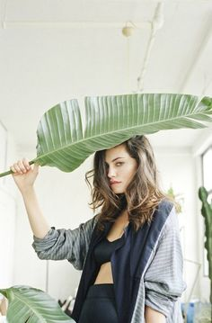"Phoebe Tonkin for ""Catalogue"" magazine"