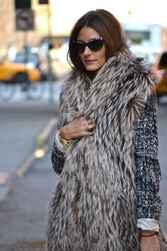 The Olivia Palermo Lookbook : Have a fashionable day