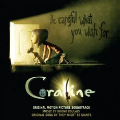Original Motion Picture Soundtrack (OST) from the movie Coraline (2009). Music composed by Bruno Coulais.  Coraline Soundtrack by #BrunoCoulais #VINYL #CD #MP3 #Soundtrack #Tracklist #Coraline http://soundtracktracklist.com/release/coraline-soundtrack/