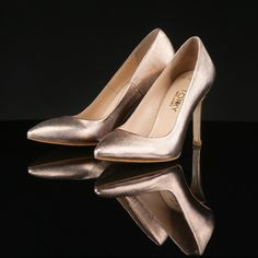 The right pair of shoes can change the feel of an outfit, and even change how a woman feels about herself. A woman can wear confidence on her feet with a high stiletto from Torry Milano. Buffalo, Confidence, High Heels, Footwear, Pumps, Fancy, Change, Photo And Video, Woman