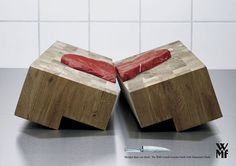 WMF Knives: Steak | Ads of the World™