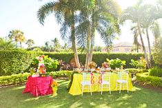 Fun & Colorful Lilly Pulitzer Wedding Ideas via TheELD.com