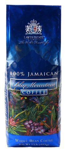Magnum 100% Jamaican Blue Mountain Coffee, Whole Bean, 1 lb - http://teacoffeestore.com/magnum-100-jamaican-blue-mountain-coffee-whole-bean-1-lb/