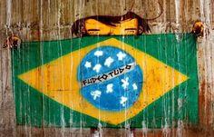 """Grafite dos """"Gêmeos"""""""