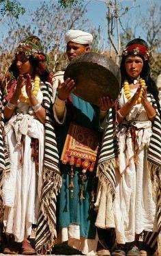 Berber Tribe of Morocco | Africa: Amazigh berber tribe, Morocco