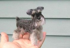 Felted Miniature of your Dog / Custom Pet von GourmetFelted auf Etsy