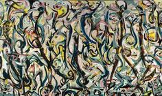 Vast and vibrant … Jackson Pollock's Mural (1943) is the largest picture he ever…