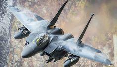 Military - McDonnell Douglas F-15 Eagle Wallpaper