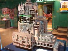 All sizes | Model of the Tower of Terror | Flickr - Photo Sharing!