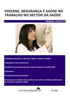 ufcd 6572. HST no trabalho no sector da saúde