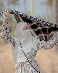 Stylish Hijab, Casual Hijab Outfit, Hijabi Girl, Girl Hijab, Niqab Fashion, Fashion Outfits, Dress Outfits, Muslim Women Fashion, Womens Fashion