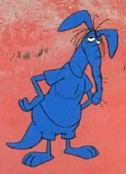 Aardvark from The Ant and the Aardvark - Google Search