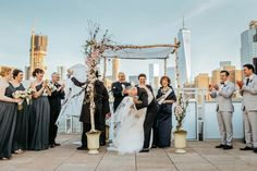 TriBeCa Wedding Photography