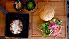 Portobello Burger @ Muse Berlin