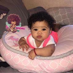 Cute Mixed Babies, Cute Black Babies, Beautiful Black Babies, Cute Baby Girl, Beautiful Children, Little Babies, Cute Babies, Baby Kind, Pretty Baby