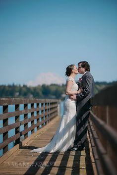 The Olympia Country Club Waterfront Wedding Venue Washington