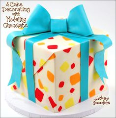 Cake Decorating With Modeling Chocolate Kristen Coniaris : 1000+ images about Peek Inside My Books on Pinterest ...
