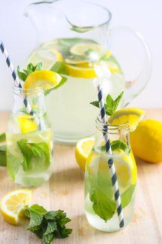 Coconut Water Ginger Lemonade Recipe