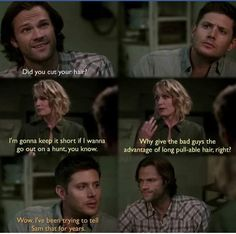 12.03 The Foundry.  Why i am getting the feeling that this scene was improvised by Jensen ;)