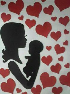 Anneler günü için kalpli kartlar  - Okul Öncesi Etkinlik Kaynağınız - Okul Öncesi Etkinlik Kaynağınız