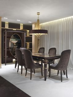 Join us and enter the world of luxury and modern furniture and lighting! Get the best dining room inspirations for your entryway at luxxu.net