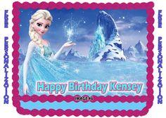 Disney Frozen Cake Disney Frozen Party wwwchristieblizzardcom