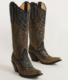 Corral Studded Cowboy Boot - Women's Shoes | Buckle - womens evening shoes, womens shoes size 12, womens dress shoes