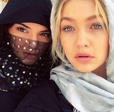 hijab, stunning faces