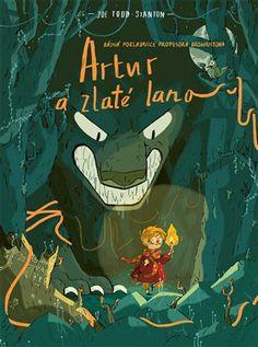 Z produkce nakladatelství, které dalo světu slavnou komiksovou Hildu, přichází další knižní podívaná, plná dobrodružství, podmanivých ilustrací, kouzel, netvorů, chrabrých hrdinů a mytologie.