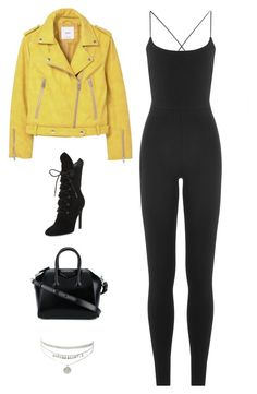 """""""Untitled #3826"""" by twerkinonmaz ❤ liked on Polyvore featuring MANGO, Valentino, Kendall + Kylie and Givenchy"""