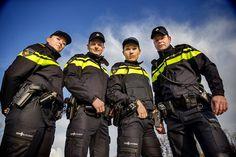 Hoe ziet een echte politieagent eruit?