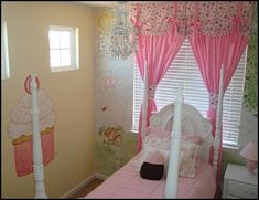 1000 images about for aurora on pinterest cupcake for Candyland bedroom ideas
