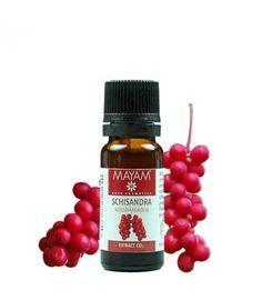 Extract de Schisandra CO₂ 10 ml Oil, Varicose Veins, Plant, Butter