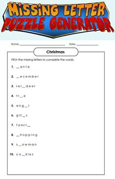 62 best Super Teacher Worksheets - General images on Pinterest in ...