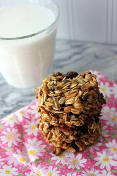 Gluten Free Breakfast Cookies! | G-Free Foodie #GlutenFree
