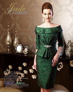 JADE COUTURE SPRING 2013 - K158019 - Pretty for church - different colour