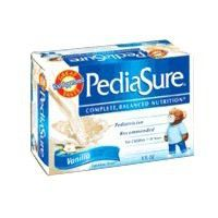 Pediasure Liquid Complete Balanced Nutrition Enteral Formula Institutional-Use, Chocolate - 8 Oz / can, 24 / Case