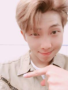 BTS || NAMJOON || 2017