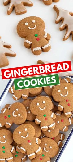 Icing For Gingerbread Cookies, How To Make Gingerbread, Gingerbread Men, Chewy Peanut Butter Cookies, Peanut Butter Recipes, Mexican Dessert Recipes, Oreo Dessert, Christmas Desserts, Christmas Cookies