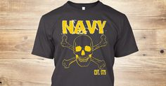 Discover Americas Navy T-Shirt from American Patriots, a custom product made just for you by Teespring. With world-class production and customer support, your satisfaction is guaranteed. - Navy Est. 1775