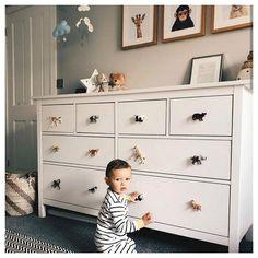 Boy Toddler Bedroom, Toddler Rooms, Baby Boy Rooms, Kids Bedroom, Baby Bedroom, Childrens Bedrooms Boys, Bedroom Small, Small Rooms, Safari Bedroom